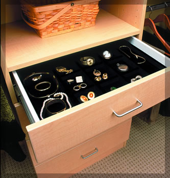 Accessories for Custom Closets
