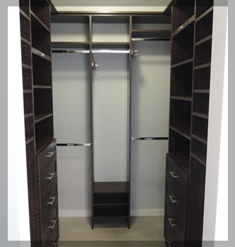 Walk In Custom Closets