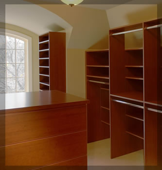 Custom Designed Closets by Closets Plus Inc.